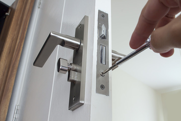 Our local locksmiths are able to repair and install door locks for properties in Norwood and the local area.